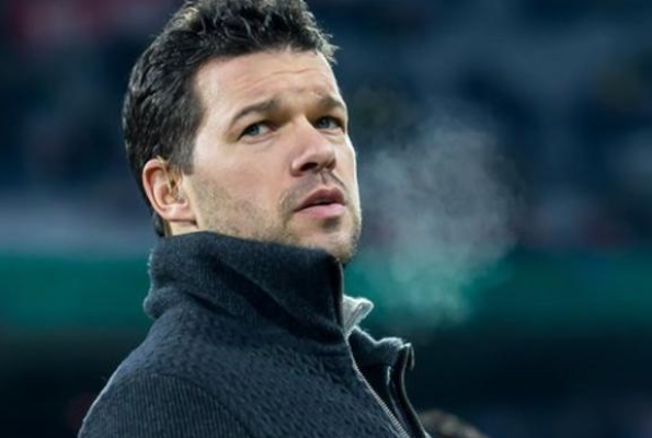 The son of Michael Ballack has died