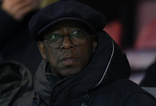 Ian Wright disappointed of Leicester fans